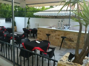 restaurante Almocadén, en Alcaudete