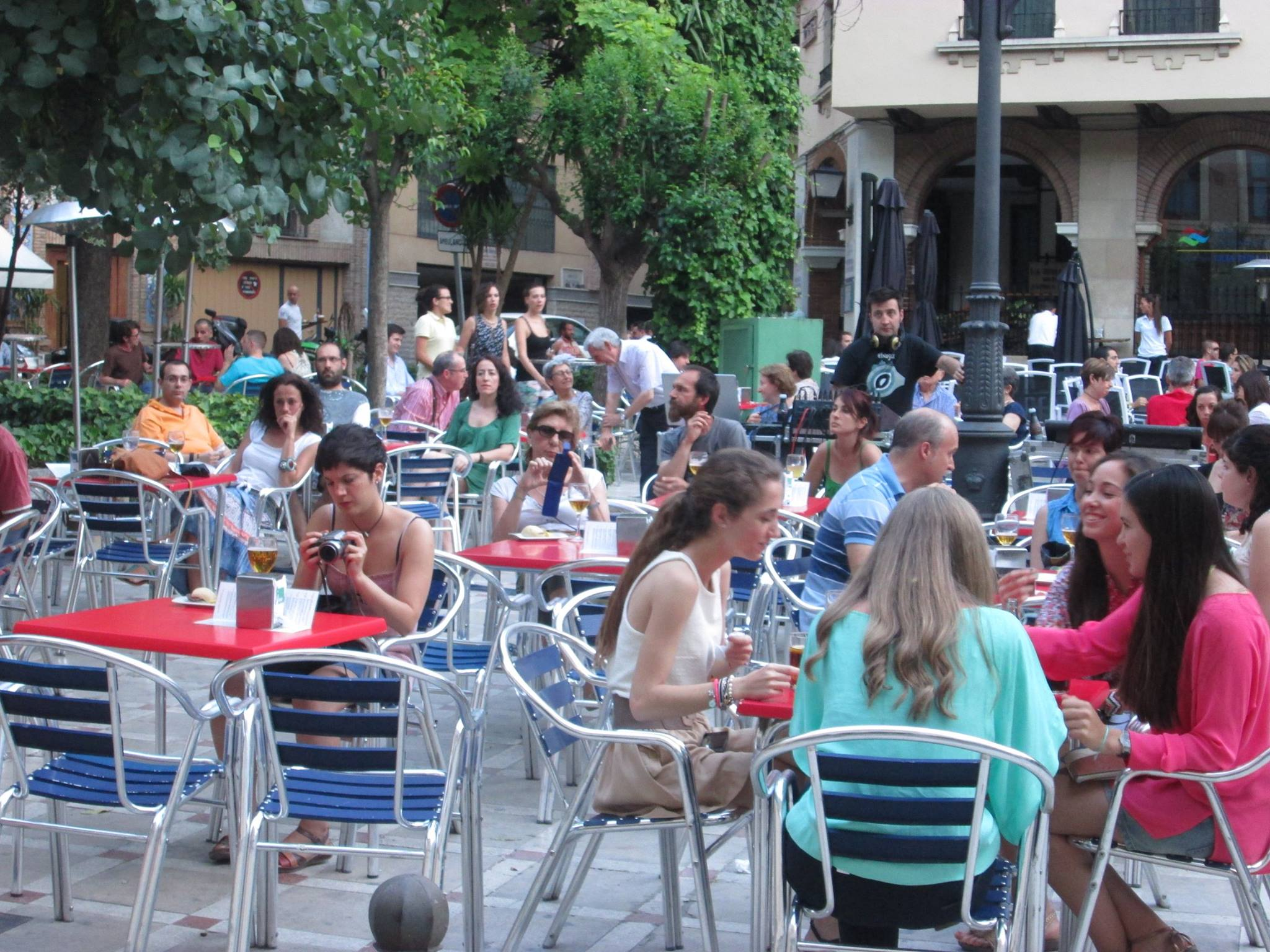 Las Terrazas Son Para El Verano Jaén Gastronómico