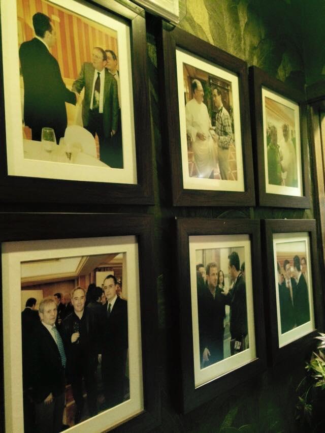 Podéis encontrar más imágenes de nuestra visita al Restaurante Támesis AQUÍ.