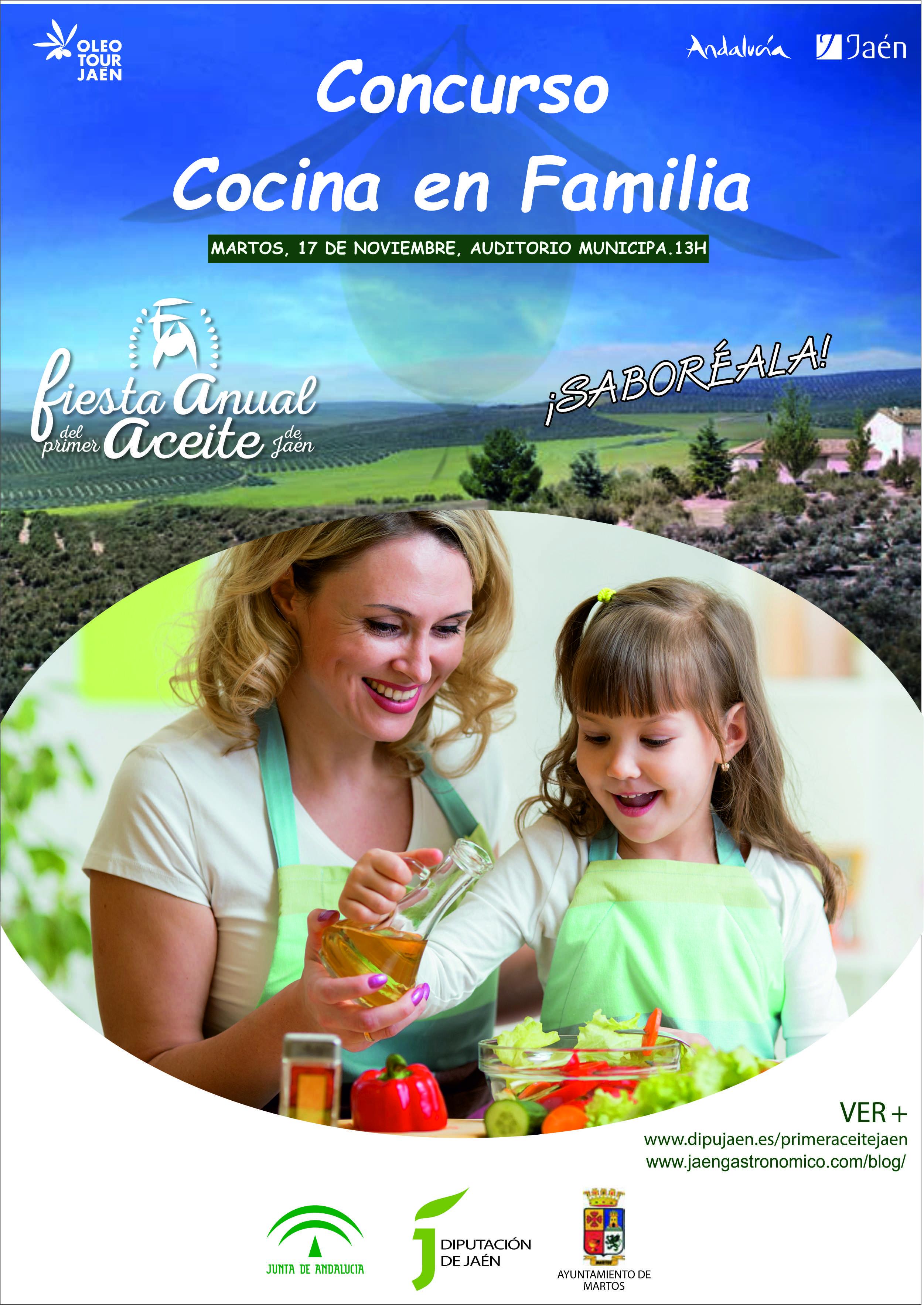 AAFF CARTEL CONCURSO COCINA FAMILIA BOCETO 3